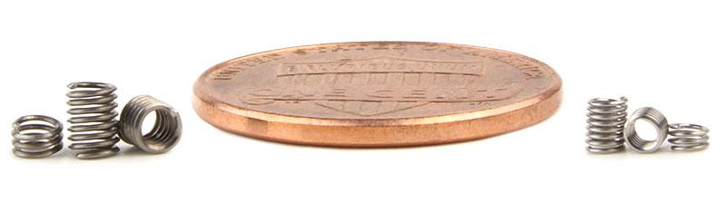KATO Introduces the World's Smallest  Tangless CoilThreadInsert