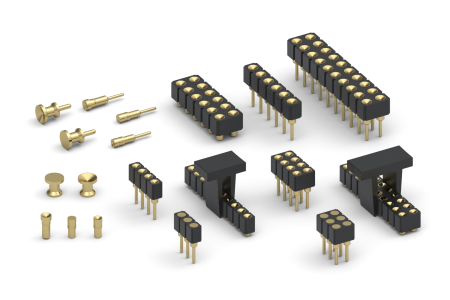 Mill-Max Expands their Target Connectors Line