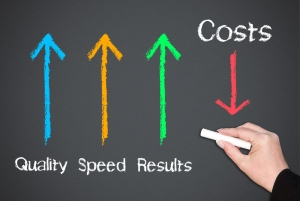 Cost Savings from Captive Screws