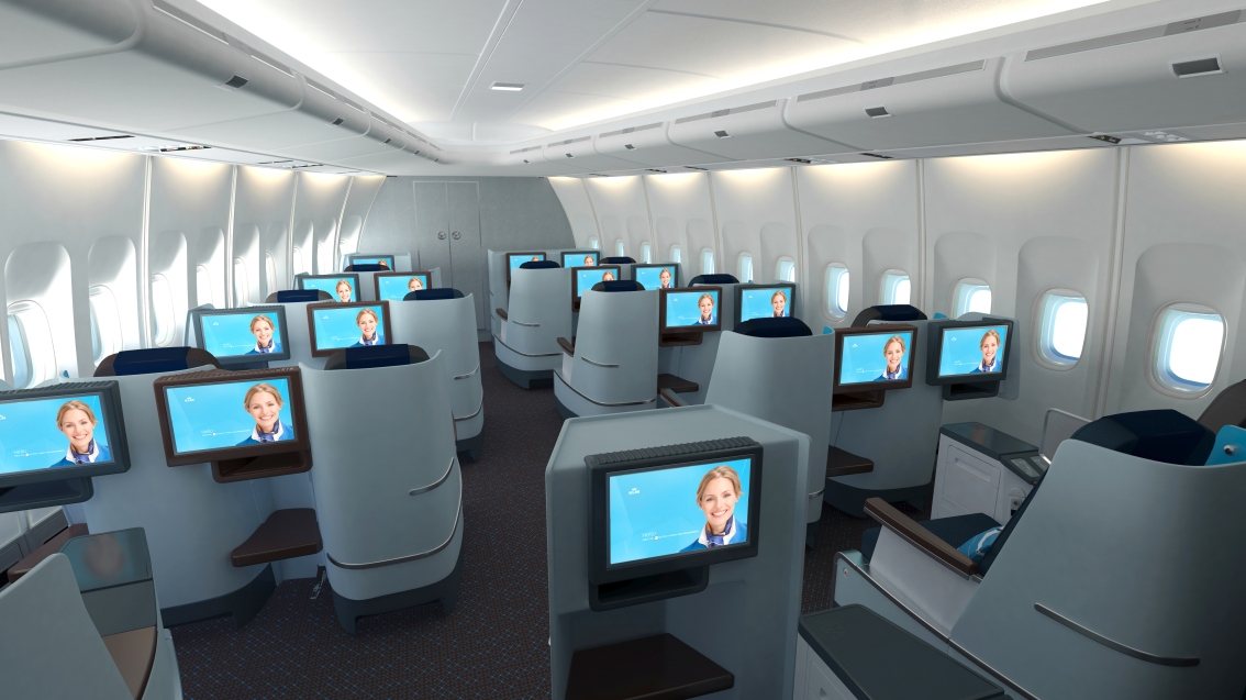 How Ergonomic Components Enhance Aircraft Interiors