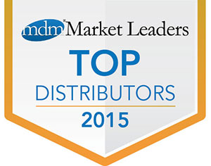 bisco industries Recognized on 2015 Top Fasteners Distributors List