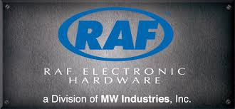 RAF Electronic Hardware Recognizes bisco for Record Sales