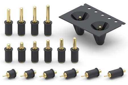 Product Spotlight: Mill-Max Expands Offering of Discrete Insulated Spring-Loaded Pins