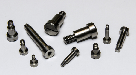What is a Precision Shoulder Screw?