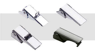 Under-Center Draw Latches