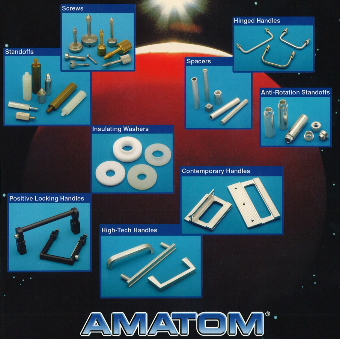 Manufacturer Profile: Amatom