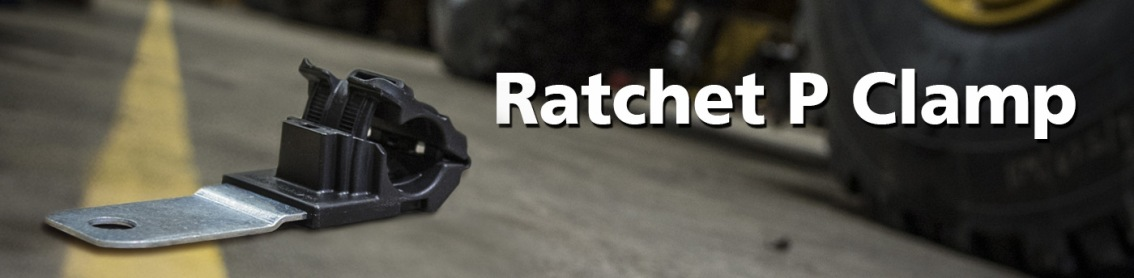 Product Spotlight: HellermannTyton Ratchet P Clamp