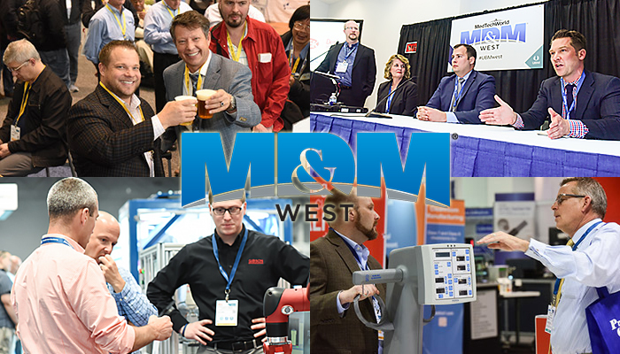 Mark Your Calendars for MD&M West2017