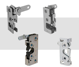 R4 Rotary Latches