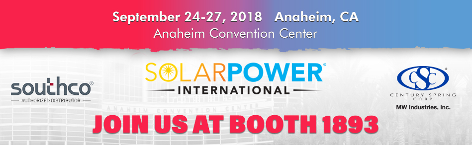 bisco to Exhibit at Solar Power International 2018
